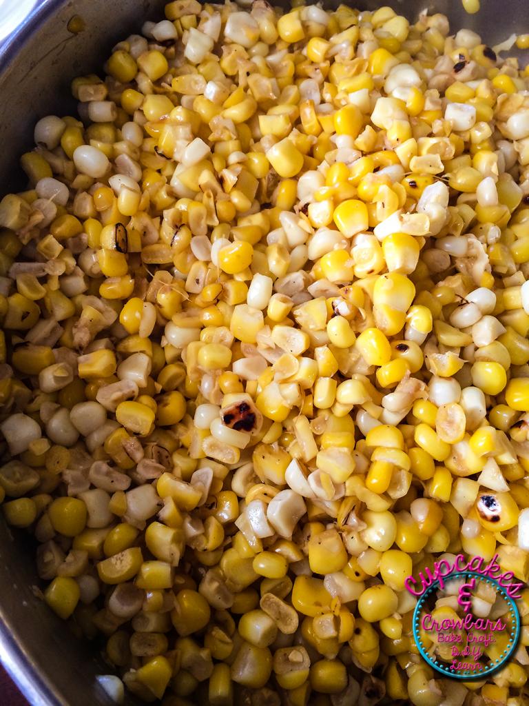 Fresh and flavorful corn and ricotta pasta recipe.