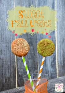 Sweet & Delicious Fall Treats via http://www.cupcakesandcrowbars.com @cupcakescrowbar
