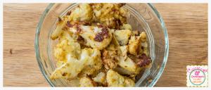 Recipe: Healthy Cheesy Cauliflower Popcorn via http://createcraftlove.com @cupcakescrowbar @createcraftluv