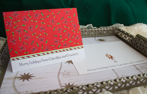 Great Personalized Gift Idea - Stationery From Expressionery | www.cupcakesandcrowbars.com @cupcakescrowbar