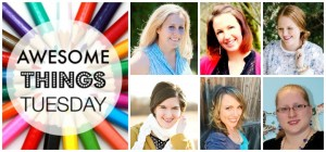 Awesome Things Tuesday Weekly Link Party | www.CupcakesAndCrowbars,com @cupcakescrowbar