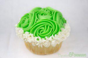 Irish Cream Cupcakes & Free Gift Printable | Cupcakes&Crowbars @CupcakesCrowbar